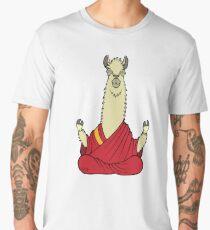 Dali Llama Men's Premium T-Shirt