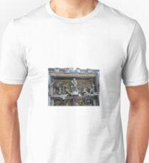 Rodin Gates of Hell top Unisex T-Shirt