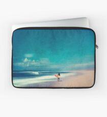 Journées d'été - Surfer Housse de laptop