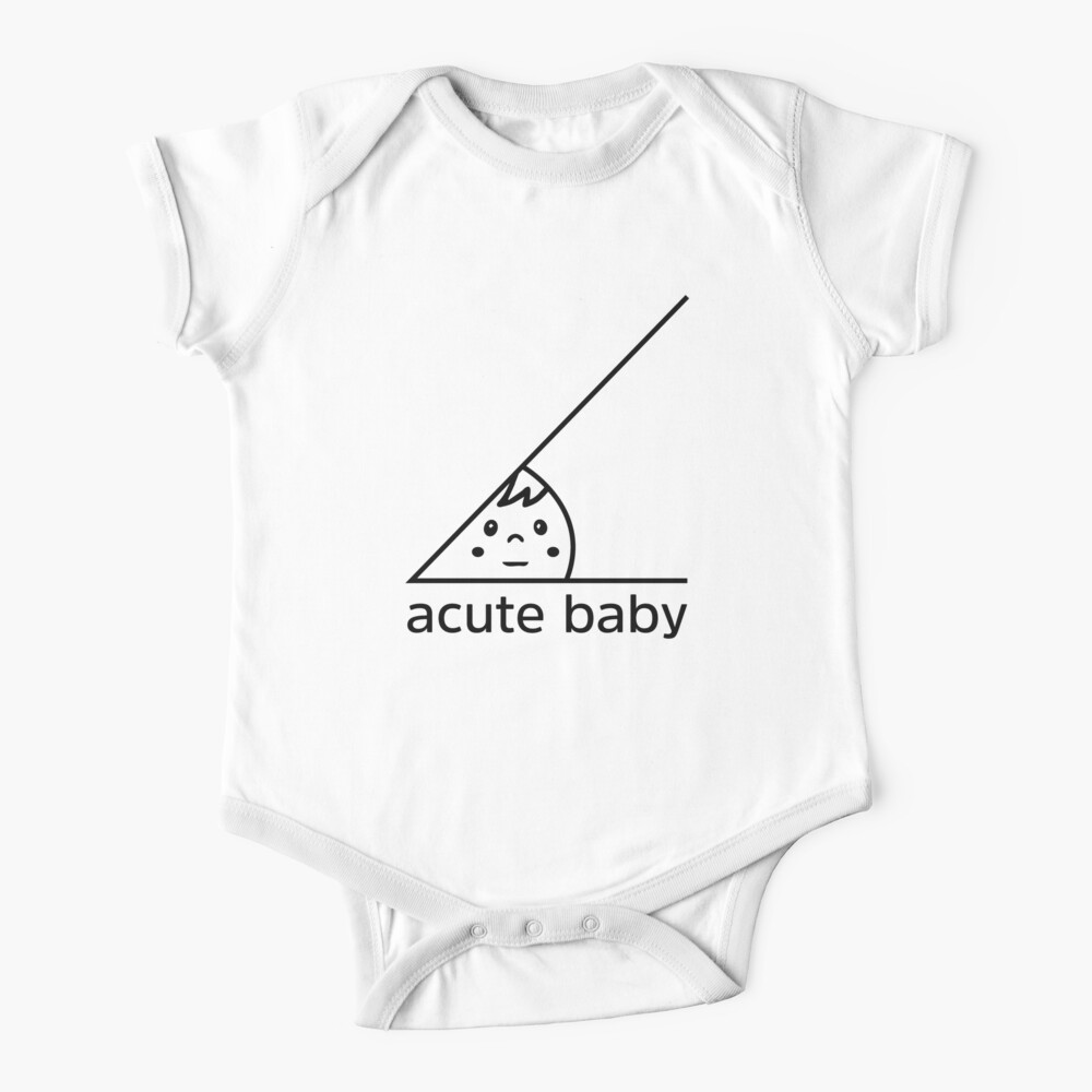 Acute Baby Baby One-Piece