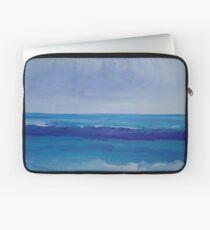 Beach Waves at Asbury Park NJ Laptop Sleeve