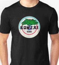 Camiseta ajustada Bonzai Records - Hardcore
