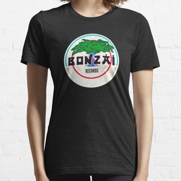 Bonzai Records - Hardcore T-shirt essentiel