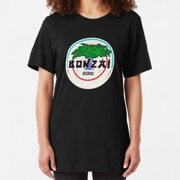 Bonzai Records - Hardcore Slim Fit T-Shirt