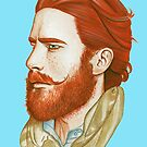 Ginger Man by Vilela Valentin