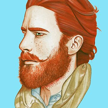 Ginger Man by vilelavalentin