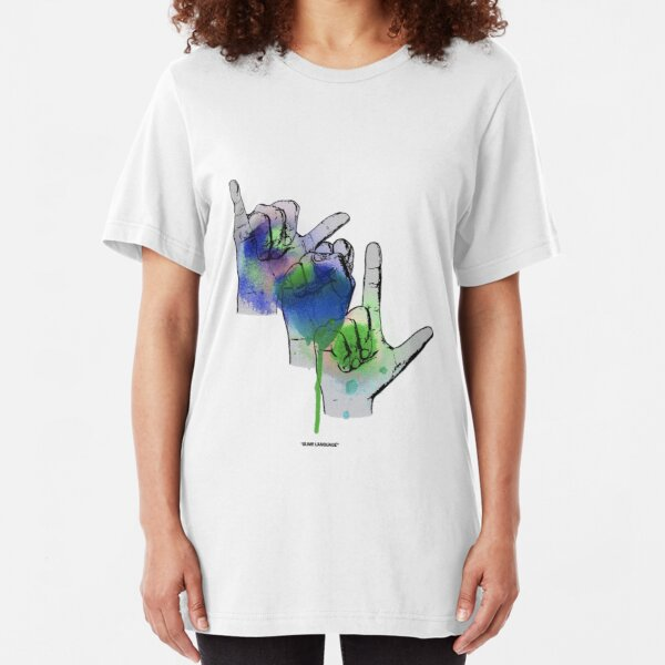 Young Thug - Slime Language Slim Fit T-Shirt