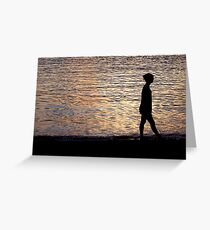 When I feel Lonely Greeting Card