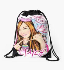 SNSD Jessica - Beep Beep Theme Drawstring Bag