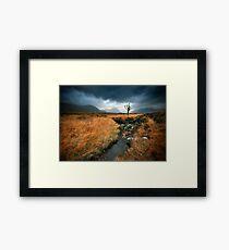 Scotland : Rannoch Moor Framed Print