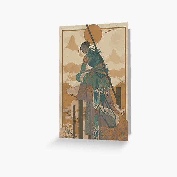 Beauregard 01 Greeting Card