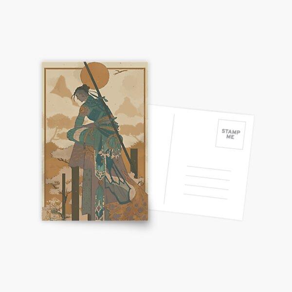 Beauregard 01 Postcard