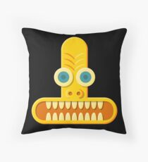 Wide mouth Floor Pillow