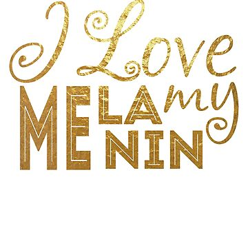 I Love My Melanin by CasualMood