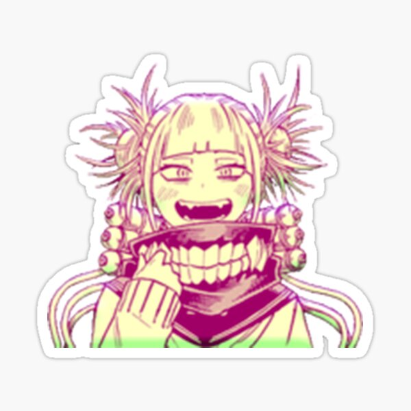 Himiko Aesthetic Design  Sticker