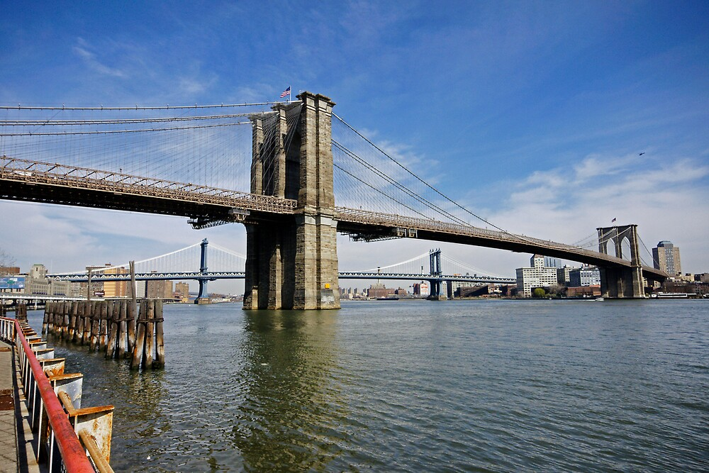 Bridges  by Harry Oldmeadow