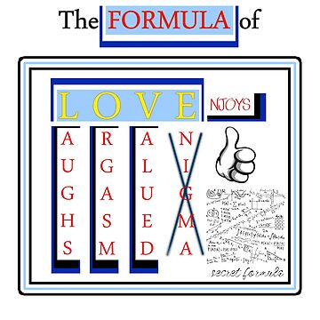 The FORMULA of LOVE (FUNNY VERSION) by SmilerZOfficial