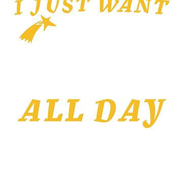 I just want to watch hallmark christmas movies all day T-shirt by RithaMatch