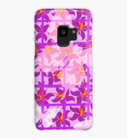 Butterfly Trellis ... Case/Skin for Samsung Galaxy