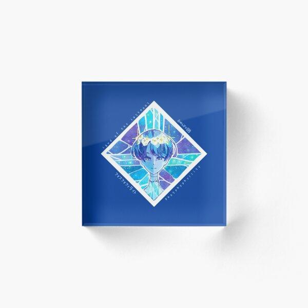 (light spoiler) Lapis Lazuli's head - Houseki no Kuni Bloc acrylique