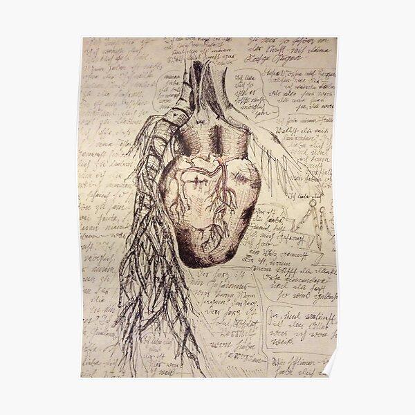Da Vinci Vintage Artworks Poster