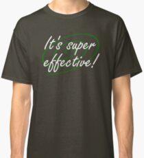 It's Super Effective! Classic T-Shirt