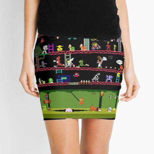 50 Video Game Classics Mini Skirt