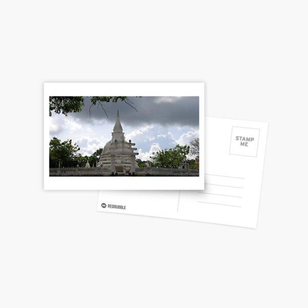 The gathering storm Postcard
