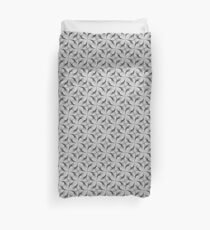 Abstract Geometric Graphic Pattern Duvet Cover