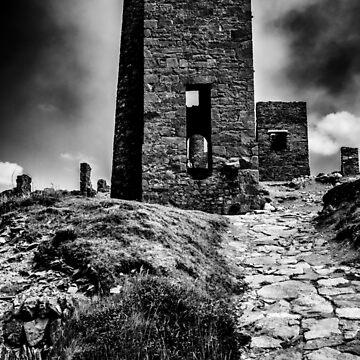 Return to Wheal Coates Cornwall by Lissywitch