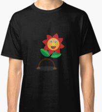 Active Flower Classic T-Shirt