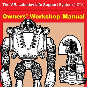 Owners Manual - Russian Dog Bot by moviemaniacs