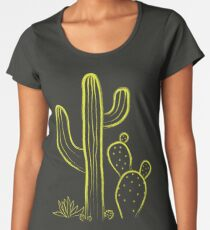 Desert Women's Premium T-Shirt