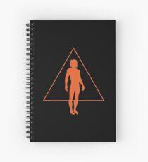 Python Spiral Notebook