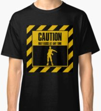 Caution May Floss At Any Time - Floss Like A Boss - Flossing Classic T-Shirt