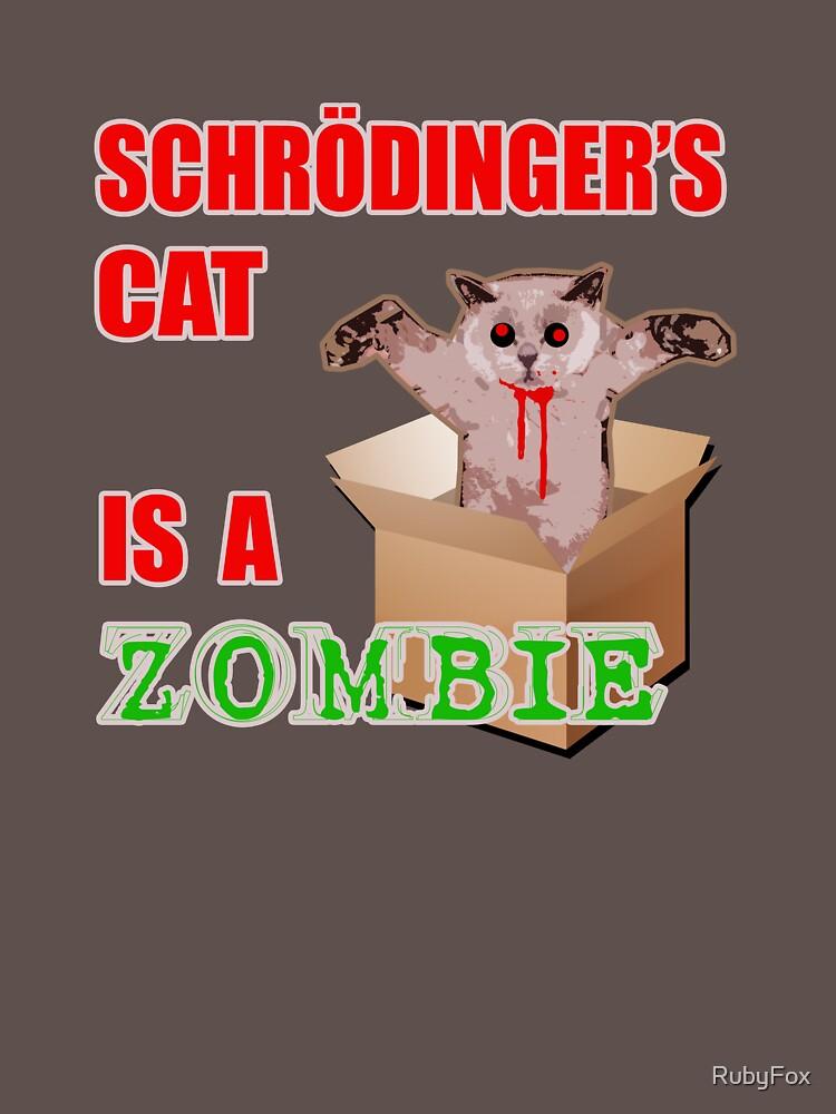 Schrodinger's ZombieCat | Unisex T-Shirt