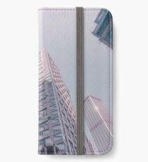 Downtown Hongkong iPhone Wallet/Case/Skin