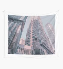 Downtown Hongkong Wall Tapestry