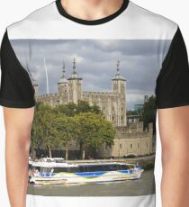 Tower of London Graphic T-Shirt