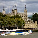 Tower of London by magiceye