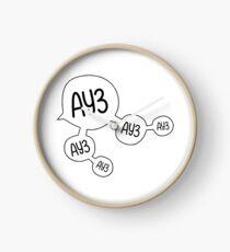 Ay3 Clock