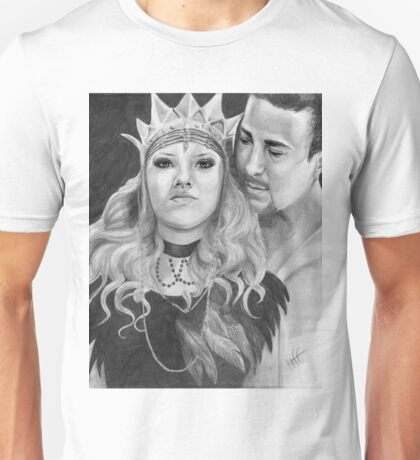 The Queen and The Huntsman Unisex T-Shirt