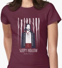 Ichabod Crane Women's Fitted T-Shirt
