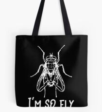 Insect I'm So Fly Funny Bug Lover Tote Bag