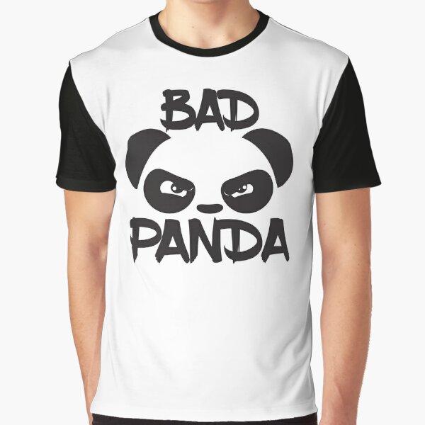 Bad Panda Graphic T-Shirt