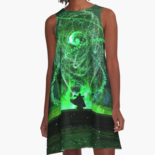 Pyre A-Line Dress