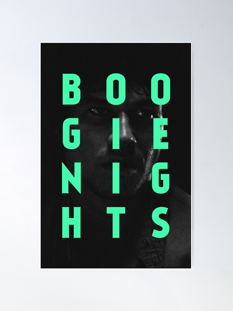 Alternate view of Boogie Nights Poster