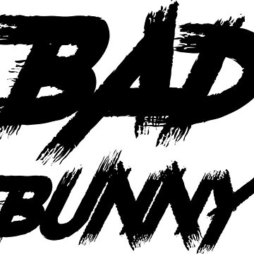Bad Bunny by AndresS