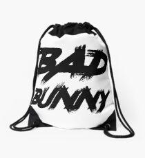 Bad Bunny Drawstring Bag