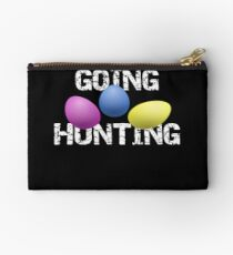 Insect Going Hunting Bug Hunting Gift Studio Pouch